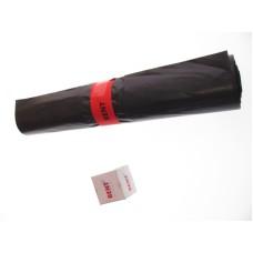 VREČA ZA SMETI LD 700x1000 mm 1/25 črna 120 lit